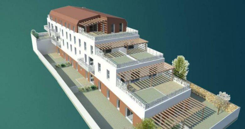 Achat / Vente programme immobilier neuf Les Sorinières secteur proche commerces (44840) - Réf. 4743