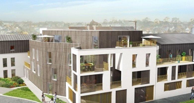 Achat / Vente programme immobilier neuf Mauves-sur-Loire plein bourg proche commerces (44470) - Réf. 2497