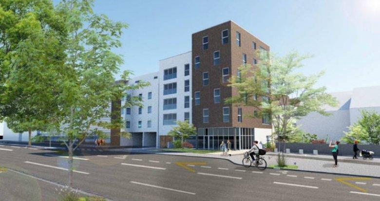Achat / Vente programme immobilier neuf Nantes à 120 mètres du tramway (44000) - Réf. 4622
