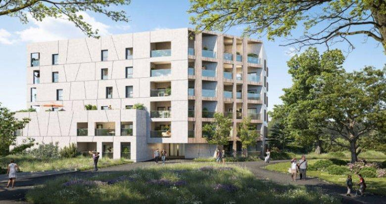 Achat / Vente programme immobilier neuf Nantes à deux pas de l'Erdre (44000) - Réf. 5492
