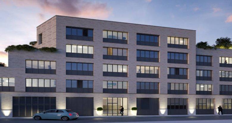 Achat / Vente programme immobilier neuf Nantes à deux pas du tramway Chantiers Navals (44000) - Réf. 5827