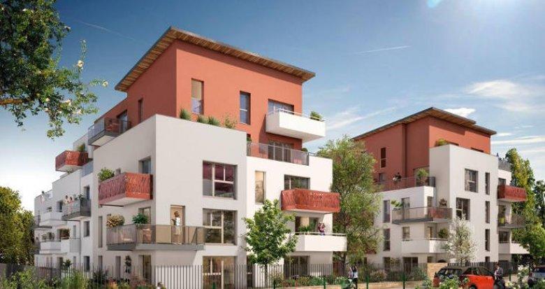 Achat / Vente programme immobilier neuf Nantes à proximité du tramway et des commerces (44000) - Réf. 2357