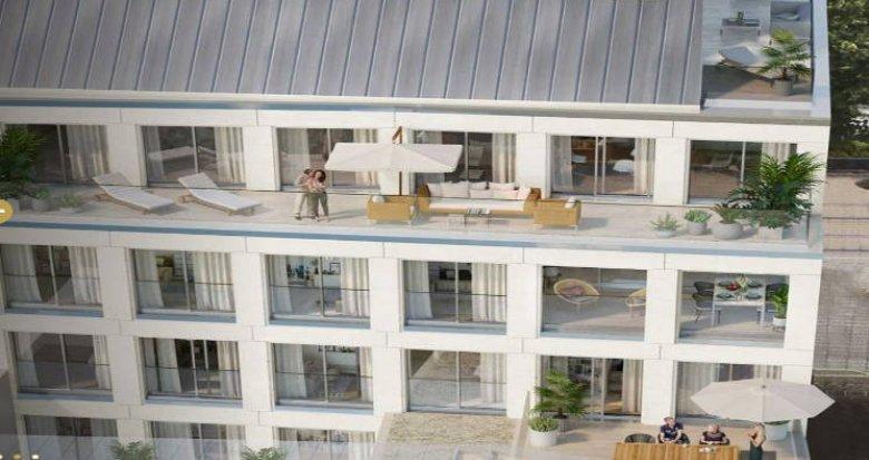 Achat / Vente programme immobilier neuf Nantes au cœur de l'hyper centre (44000) - Réf. 5317