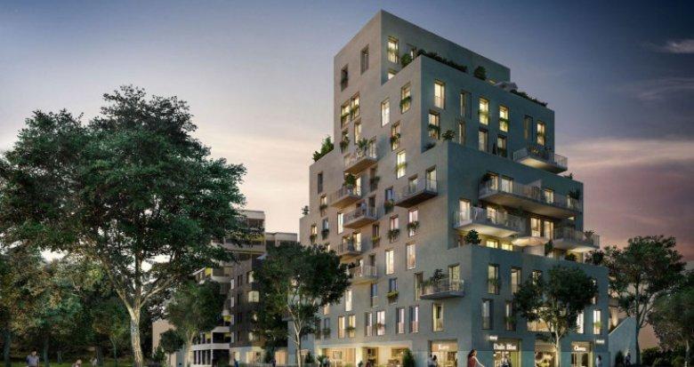 Achat / Vente programme immobilier neuf Nantes au coeur de l'île de Nantes (44000) - Réf. 5133