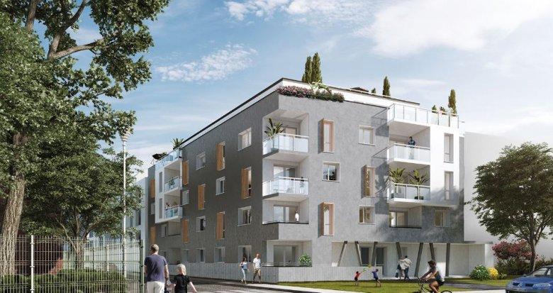 Achat / Vente programme immobilier neuf Nantes au cœur du quartier de Procé (44000) - Réf. 2208