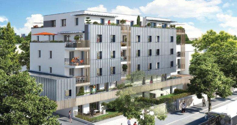 Achat / Vente programme immobilier neuf Nantes Blanche de Castille (44000) - Réf. 276