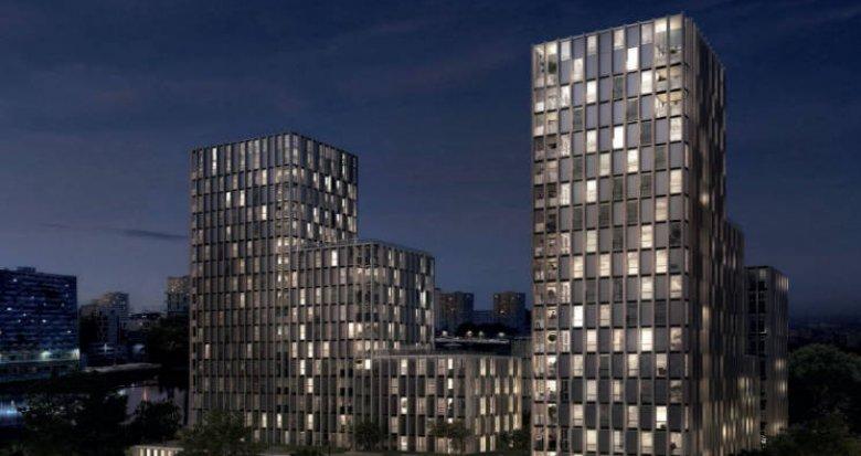 Achat / Vente programme immobilier neuf Nantes cœur de l'île (44000) - Réf. 3898