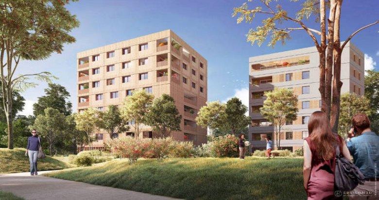 Achat / Vente programme immobilier neuf Nantes entre la Beaujoire et Saint-Joseph (44000) - Réf. 5622