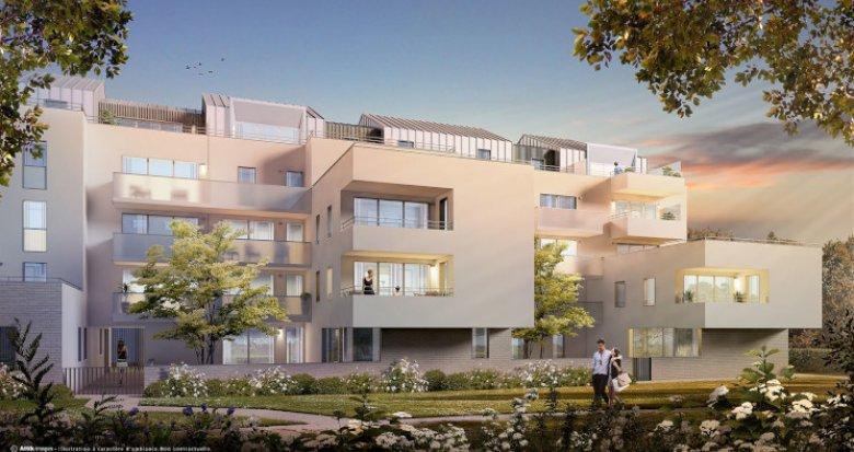 Achat / Vente programme immobilier neuf Nantes entre Monsolet et Viarme (44000) - Réf. 5359