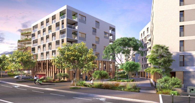 Achat / Vente programme immobilier neuf Nantes Eraudière proche tram (44000) - Réf. 5320