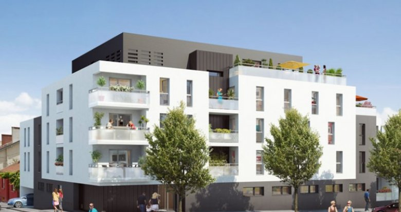 Achat / Vente programme immobilier neuf Nantes Erdre (44000) - Réf. 279
