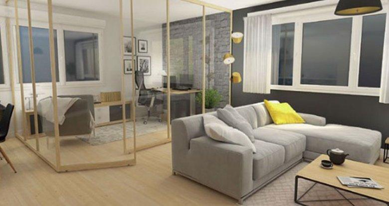 Achat / Vente programme immobilier neuf Nantes Erdre Haluchère (44000) - Réf. 1439