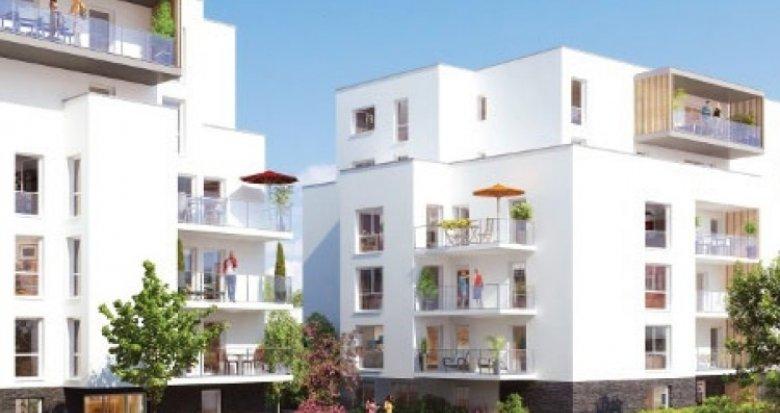 Achat / Vente programme immobilier neuf Nantes Erdre Porterie (44000) - Réf. 697