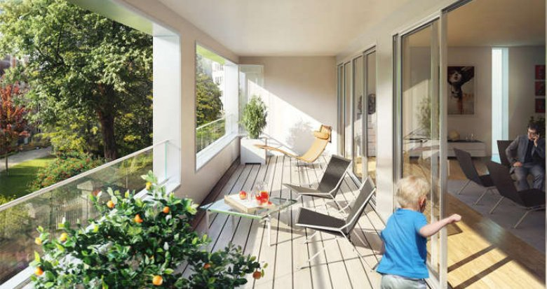 Achat / Vente programme immobilier neuf Nantes hyper-centre quartier Talensac (44000) - Réf. 1501