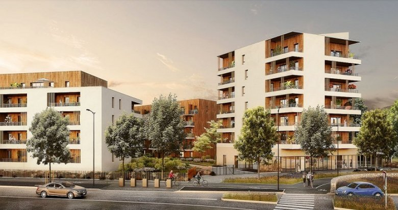 Achat / Vente programme immobilier neuf Nantes la Beaujoire proche commerces et transports (44000) - Réf. 2425