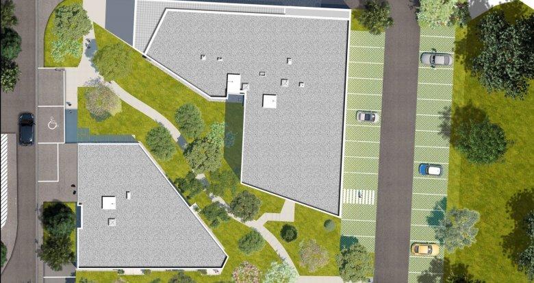 Achat / Vente programme immobilier neuf Nantes parc de la Chantrerie (44000) - Réf. 3344