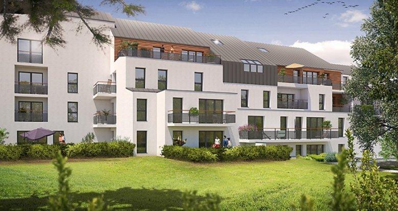 Achat / Vente programme immobilier neuf Nantes proche centre (44000) - Réf. 1891