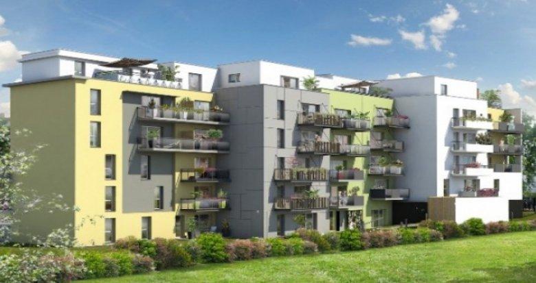 Achat / Vente programme immobilier neuf Nantes proche de l'Université (44000) - Réf. 1164