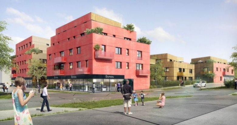Achat / Vente programme immobilier neuf Nantes proche de nombreuses commodités (44000) - Réf. 583