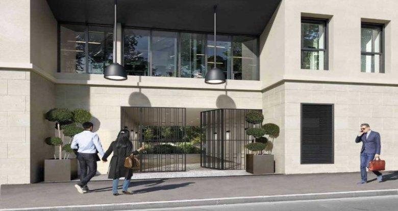 Achat / Vente programme immobilier neuf Nantes proche des bords de l'Erdre (44000) - Réf. 5404