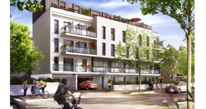 Achat / Vente programme immobilier neuf Nantes proche du boulevard Jules Vernes (44000) - Réf. 105