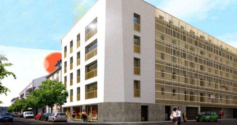Achat / Vente programme immobilier neuf Nantes proche du cente-ville (44000) - Réf. 30
