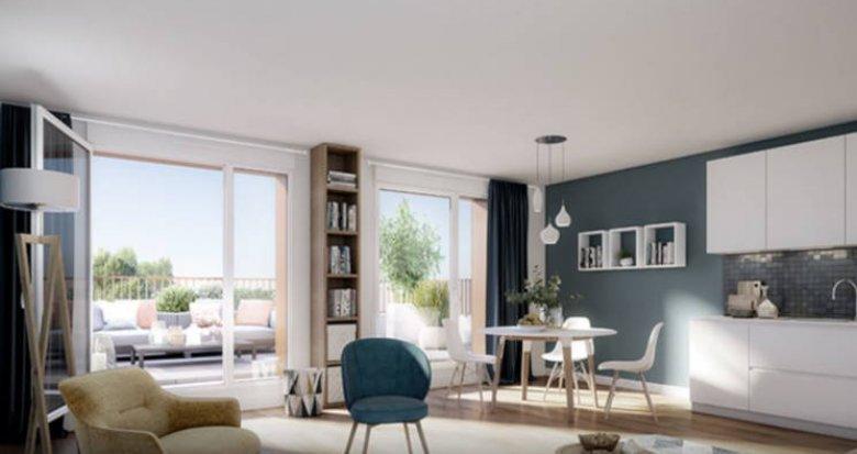 Achat / Vente programme immobilier neuf Nantes proche hippodrome (44000) - Réf. 3488