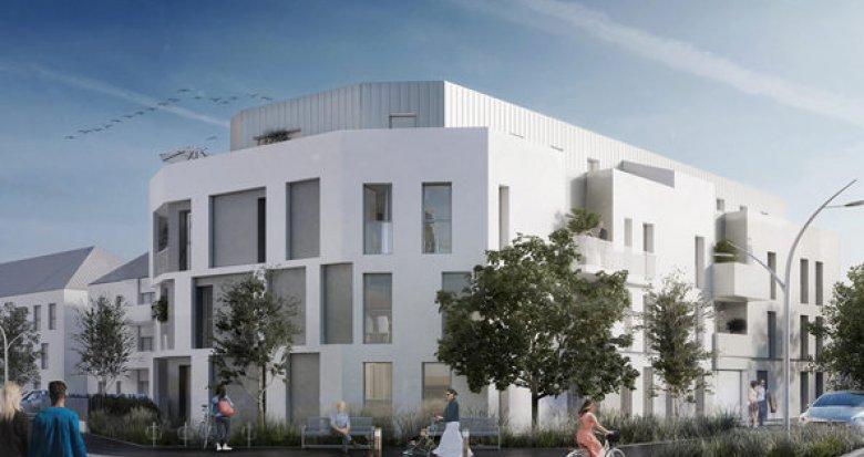 Achat / Vente programme immobilier neuf Nantes proche place du Cirque (44000) - Réf. 126