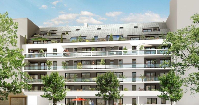 Achat / Vente programme immobilier neuf Nantes proche place Viarme (44000) - Réf. 311