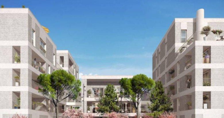 Achat / Vente programme immobilier neuf Nantes proche république (44000) - Réf. 4871