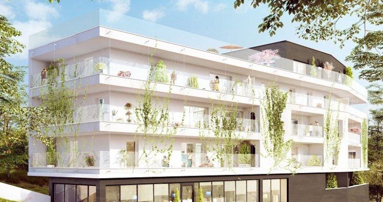 Achat / Vente programme immobilier neuf Nantes quartier de La Jonelière (44000) - Réf. 1307