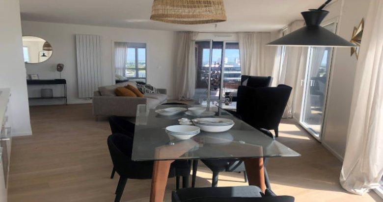 Achat / Vente programme immobilier neuf Nantes quartier EuroNantes (44000) - Réf. 4962
