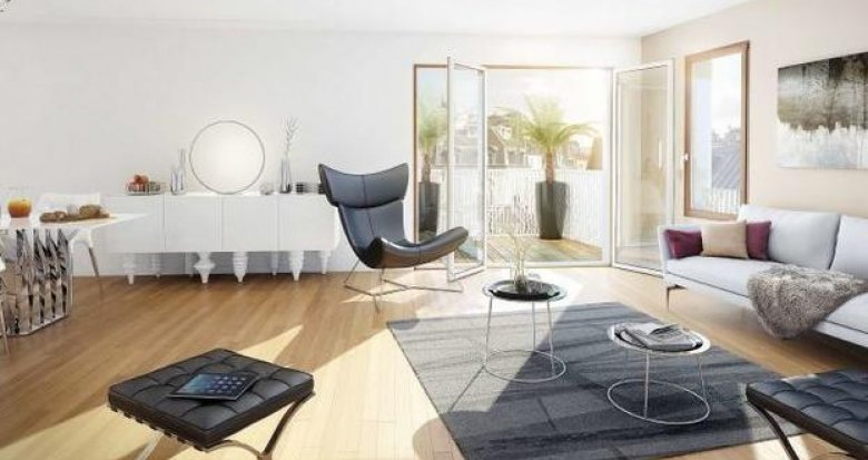 Achat / Vente programme immobilier neuf Nantes quartier Graslin (44000) - Réf. 485