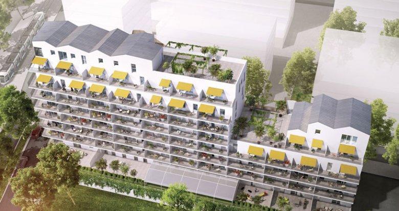 Achat / Vente programme immobilier neuf Nantes quartier Ile de Nantes (44000) - Réf. 1441