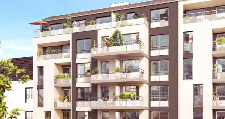 Achat / Vente programme immobilier neuf Nantes quartier Madeleine-Champ-de-Mars (44000) - Réf. 2083