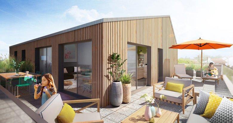 Achat / Vente programme immobilier neuf Nantes quartier nord (44000) - Réf. 2226