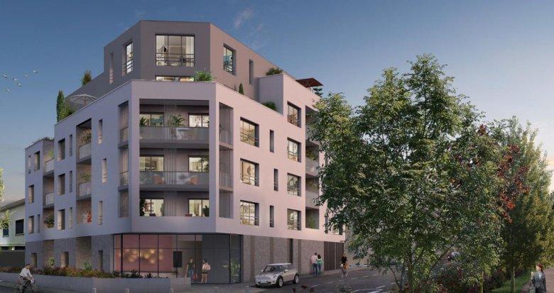 Achat / Vente programme immobilier neuf Nantes quartier Procé (44000) - Réf. 2787