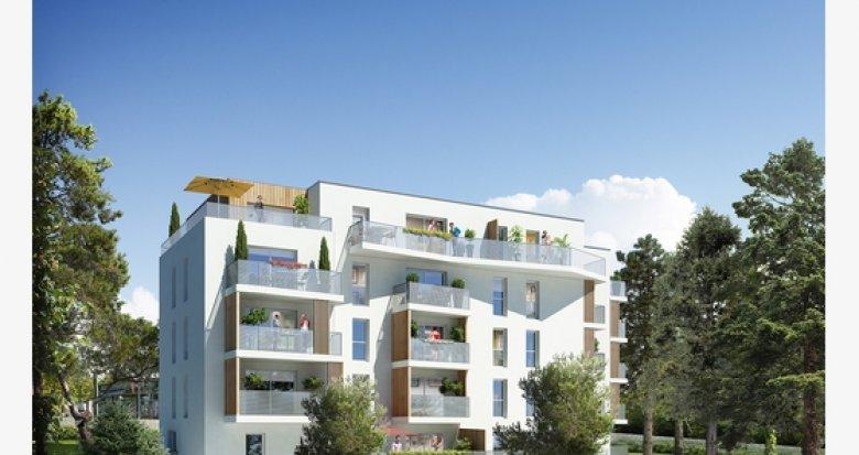 Achat / Vente programme immobilier neuf Nantes quartier Procé proche commodités (44000) - Réf. 1249