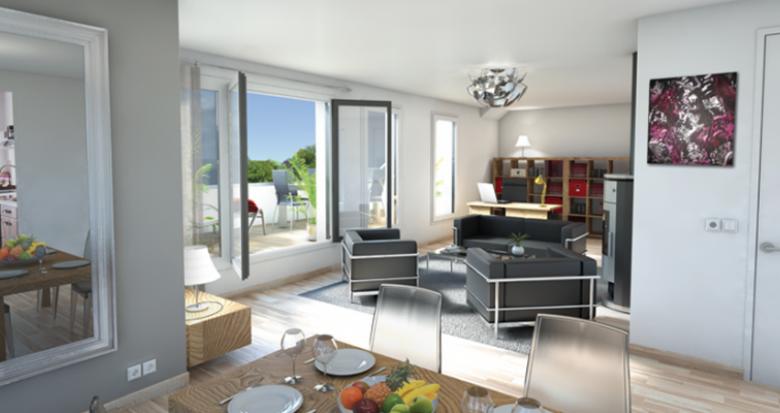 Achat / Vente programme immobilier neuf Nantes quartier quartier procé folies chaillou (44000) - Réf. 1093