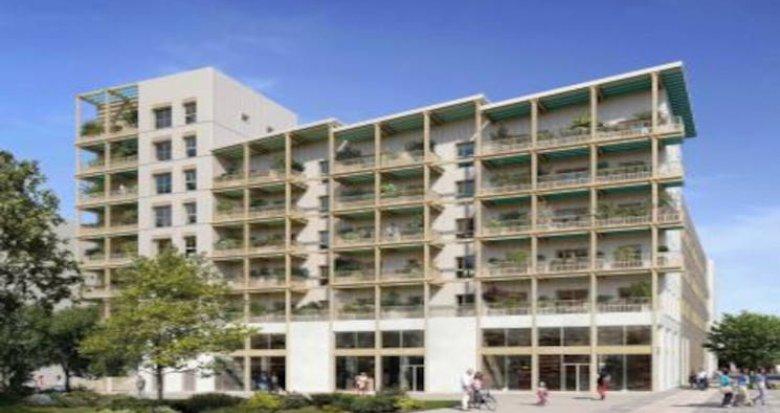 Achat / Vente programme immobilier neuf Nantes quartier République (44000) - Réf. 5611