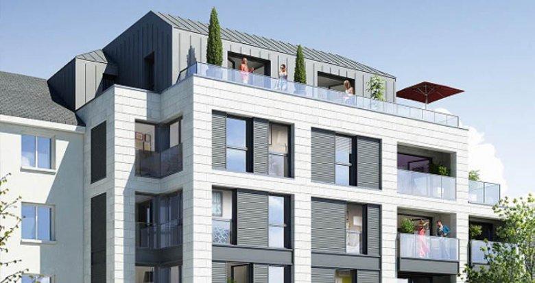 Achat / Vente programme immobilier neuf Nantes quartier Saint-Félix (44000) - Réf. 478