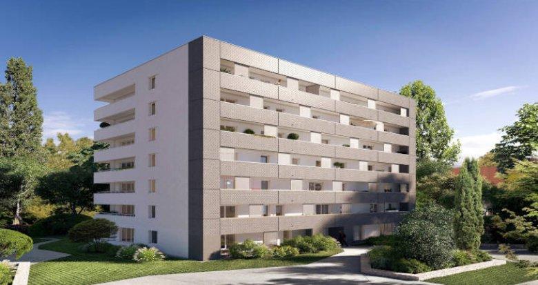 Achat / Vente programme immobilier neuf Nantes quartier Saint-Jacques (44000) - Réf. 4322