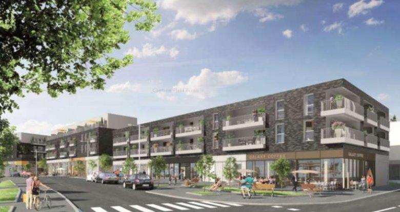 Achat / Vente programme immobilier neuf Nantes Quartier Saint-Joseph-de-Porterie (44000) - Réf. 2877