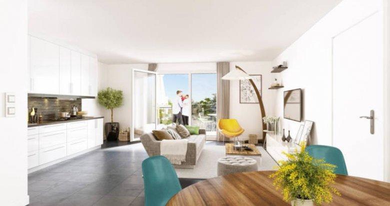 Achat / Vente programme immobilier neuf Nantes quartier sud (44000) - Réf. 2897