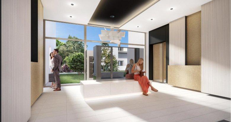 Achat / Vente programme immobilier neuf Nantes quartier Zola (44000) - Réf. 5469