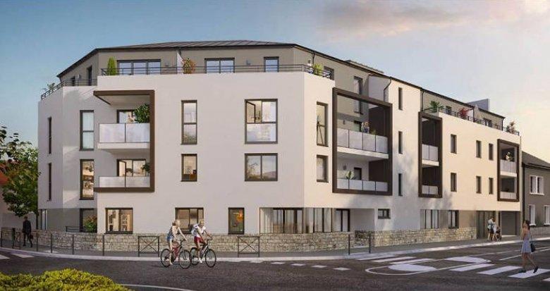 Achat / Vente programme immobilier neuf Nantes quartier Zola Durantière (44000) - Réf. 5265