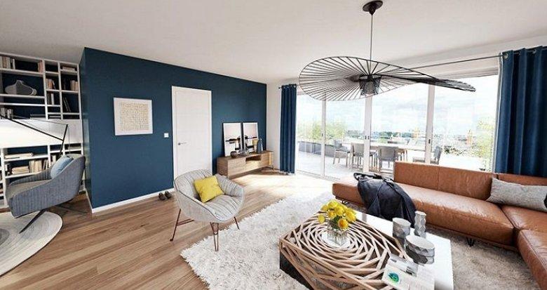 Achat / Vente programme immobilier neuf Nantes quartier Zola/Mellinet/Procé (44000) - Réf. 788