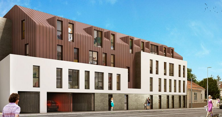 Achat / Vente programme immobilier neuf Nantes Quartiers Sud (44000) - Réf. 227