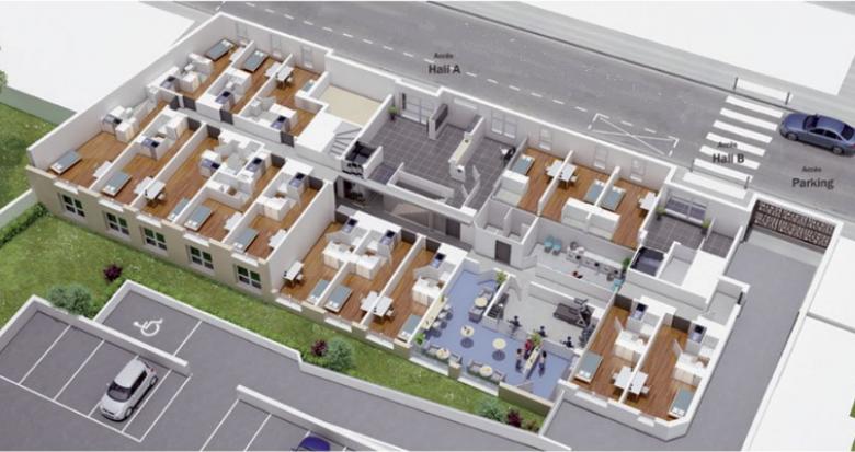 Achat / Vente programme immobilier neuf Nantes résidence étudiante (44000) - Réf. 495