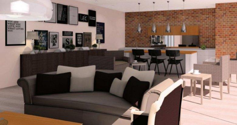 Achat / Vente programme immobilier neuf Nantes résidence séniors (44000) - Réf. 420